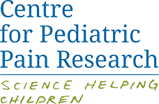 Logo for Centre for Pediatric Pain Research